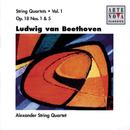 Beethoven: String Quartets Vol.1/Alexander String Quartet