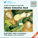 Bach: Sonatas & Partitas For Violin Solo (Played On The Curved Bow)/Rudolf Gähler