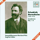 Gernsheim: Symphonies No. 1-4/Siegfried Köhler