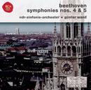 Beethoven: Symphonies 4 & 5/Günter Wand