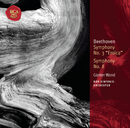 Beethoven: Symphonies Nos. 3 & 8: Classic Library Series/Günter Wand