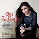 Chopin: Piano Concertos Nos. 1 & 2/Olga Scheps