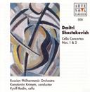 Shostakovich: Cello Concertos op. 107 + op. 126/Konstantin Krimets