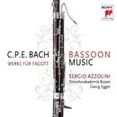 C.P.E. Bach: Bassoon Music / Werke für Fagott/Sergio Azzolini