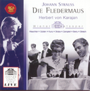 J. Strauss: Die Fledermaus/Herbert von Karajan