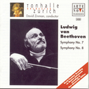 Beethoven: Symphony No.7 & 8/David Zinman