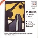Händel: Messias/Ross Pople