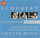 Schubert: Symphony No. 4 & 8/Günter Wand