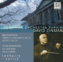 Beethoven: Triple Concerto/Septet/David Zinman