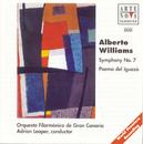 Alberto Williams: Sym. No.7/Poema Del Iguazu/Adrian Leaper