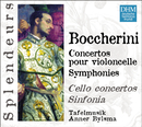 DHM Splendeurs: Boccherini: Concertos Violoncelle/Anner Bylsma