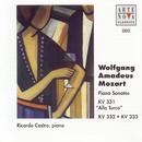 Mozart: Piano Sonatas KV 330/331/332/Ricardo Castro