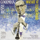 Mozart At Tanglewood/Benny Goodman