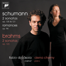 Schumann/Brahms: Works For Clarinet And Piano/Fabio Di Casola