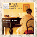 Dussek: Sonatas Vol. II/Andreas Staier