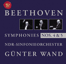 Beethoven: Symphonies Nos. 4 + 5/Günter Wand