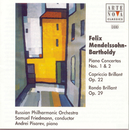 Mendelssohn: Piano Concertos No. 1 And No. 2/Samuel Friedmann