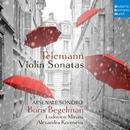 Telemann: Violin Sonatas/Boris Begelman