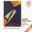 Saint-Saens: Organ Works Vol.2/Stefan Johannes Bleicher