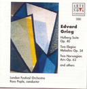 Grieg: Holberg Suite / 2 Norvegian Airs / Lyric Pieces etc./Ross Pople