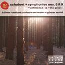 Dimension Vol. 7: Schubert - Symphonies Nos. 8 & 9/Günter Wand
