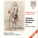Molter: Vol. 1 - Orchestral Works/Wolfgang Gröhs