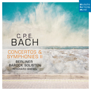 C.P.E. Bach: Concertos & Symphonies II/Berliner Barock Solisten