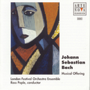 Joh. Seb. Bach: Musical Offering BWV 1079/Ross Pople