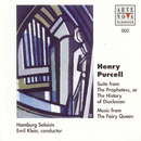 "Purcell: Suite ""Dioclesian""/Music From The Fairy Queen/Emil Klein"