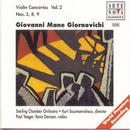 Giornovichi: Violin Concertos Vol.2/K. Sassmannshaus