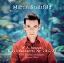 W. A. Mozart: Klavierkonzerte 20 & 24/Martin Stadtfeld