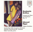 Britten: Concerto For Piano And Orch. op. 13/Elgar: Enigma Variations op. 36/Stanislaw Skrowaczewski