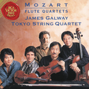 James Galway and Tokyo String Quartet Play Mozart Flute Concertos/James Galway