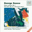 Enescu: Poème Roumain/Vox Maris/Voix De La Nature/Cristian Mandeal