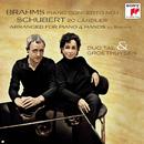 Brahms Klavierkonzert Nr.1, Schubert 20 Ländler/Tal & Groethuysen