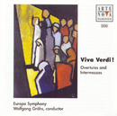 Viva Verdi! - Ouvertures And Intermezzos/Europa Symphony