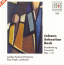 Bach: Brandenburg Concertos/Ross Pople