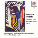 Enescu: Ouverture op. 32/Symphony No. 3 op. 21/Cristian Mandeal
