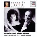 Pamela Frank Plays Mozart/Pamela Frank