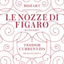 Mozart: Le nozze di Figaro (Highlights)/Teodor Currentzis