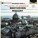 Beethoven: Concerto No. 4 in G Major for Piano and Orchestra, Op. 58; Mozart: Concerto No. 25 in C Major for Piano and Orchestra, K. 503/Leon Fleisher