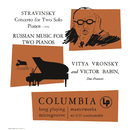Stravinsky: Concerto for Two Solo Pianos - Russian Music for Two Pianos/Igor Stravinsky