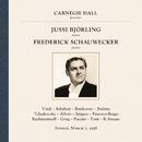 Jussi Björling at Carnegie Hall, New York City, March 2, 1958/Jussi Björling