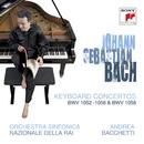 Bach: Piano Concertos/Andrea Bacchetti