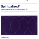 Ladies And Gentlemen We Are Floating In Space/Pill-Packaging/Spiritualized