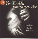 Brahms Cello Sonatas/Yo-Yo Ma