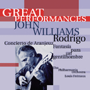 Rodrigo: Concierto de Aranjuez & Fantasía para un Gentilhombre/John Williams