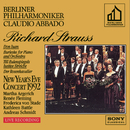 New Year's Eve Concert 1992 (Live)/Claudio Abbado