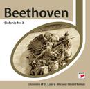 "Beethoven: Symphony No. 3 in E-Flat Major, Op. 55 ""Eroica"" & 12 Contredanses, WoO 14/Michael Tilson Thomas"