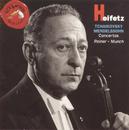 Heifetz: Tchaikovsky & Mendelssohn Concertos/Jascha Heifetz